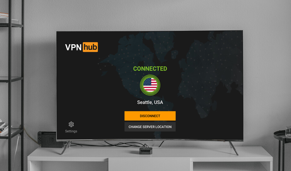 vpnhub android tv
